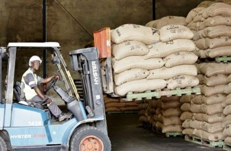 EXCEPTIONAL PERFORMANCE IN COCOA EXPORT OPERATIONS