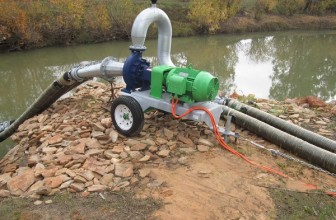 Bosch Munitech designs and implements a compliance and monitoring system on irrigation abstraction points on the Berg River in the Western Cape