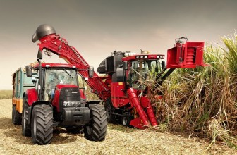 Case IH shares the company's experience and expertise with visitors at the 5th Commercial Farm Africa summit in Tanzania