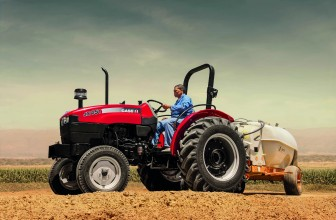 CASE IH Extends JXT Series Tractor Range with New Compact Models
