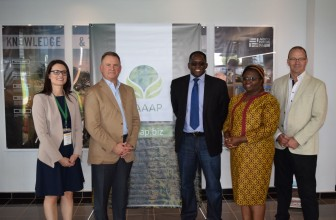 Global African Agribusiness Accelerator Program Launched at AGCO Future Farm in Lusaka, Zambia