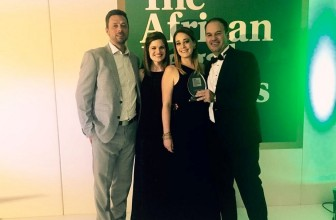 Another award for AFGRI's unstoppable legal eagles!