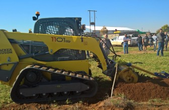Wacker Neuson hosts farmer's day following successful exhibition at Nampo 2017