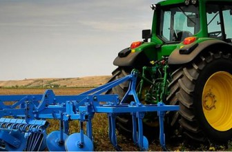 Special bearings for the agricultural sector
