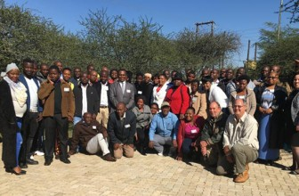 Private sector in training initiative to improve access to fertilizers to boost food security and enterprise development among smallholder farmers