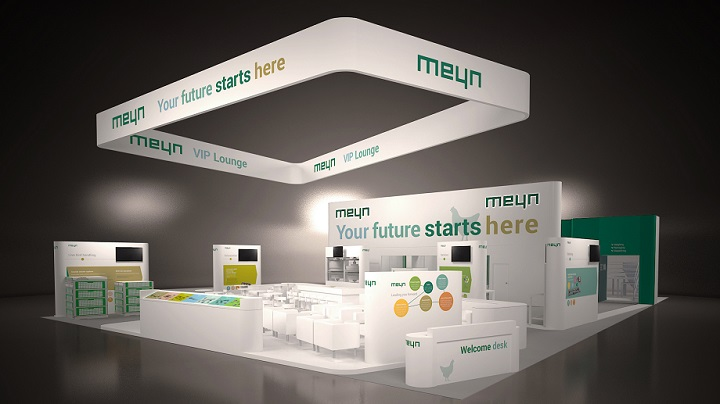 Meyn innovates the future at IPPE 2018