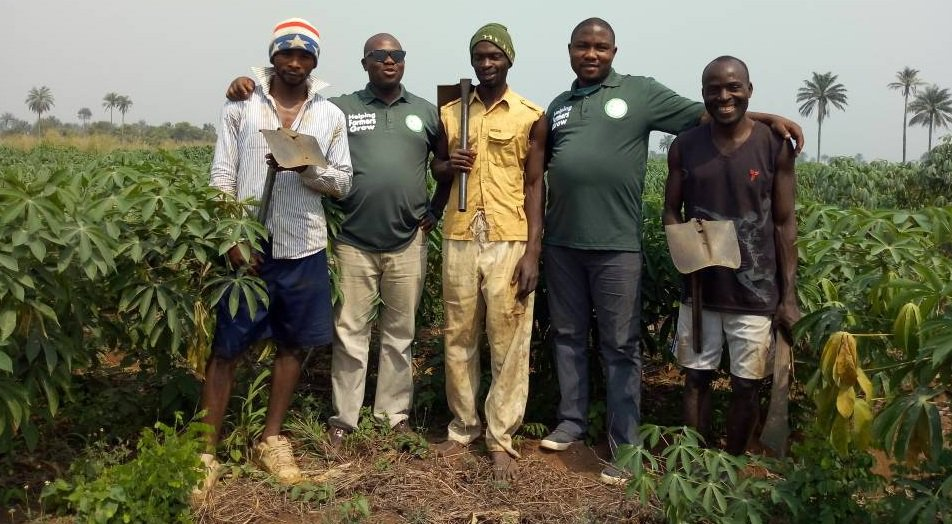 80% of Nigerian smallholder farmers classified as 'digital immigrants'