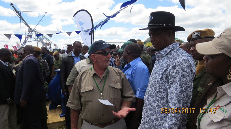 Zambian President Lungu officially opens Agritech Expo Zambia next week as ZNFU celebrates 5th edition of iconic event