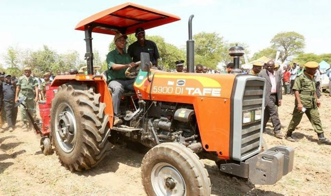 Zambian farmers lack access to farm inputs, basic extension services, says NGO