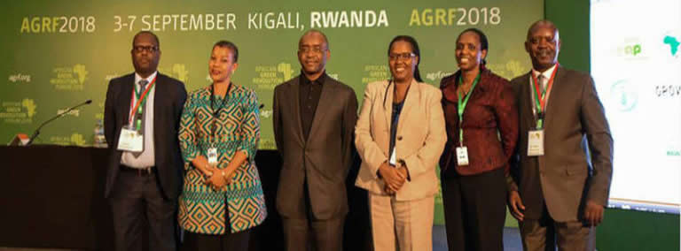 Landmark Moment For African Agric. as Rwanda Is Announced As Host Of AGRF 2018