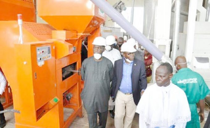 10 Nigerian states to get US $30m in rice milling machines