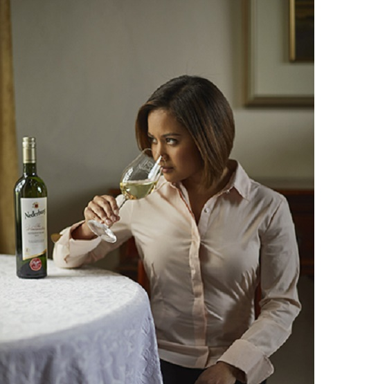 Jamie Fredericks: Nederburg's new assistant white-wine maker