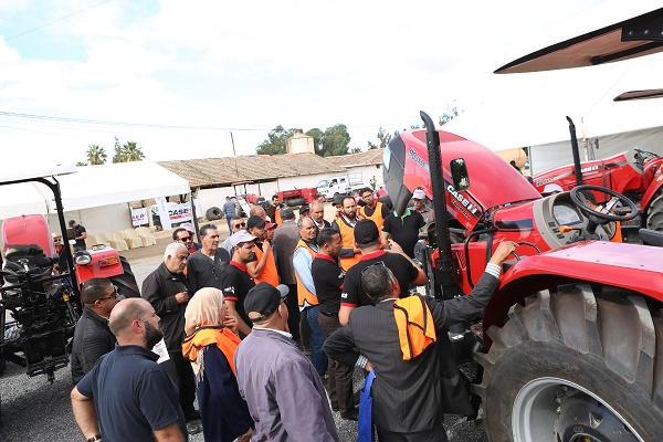 Case IH Field Day demonstrates the power of mechanisation for a productive and efficient agriculture