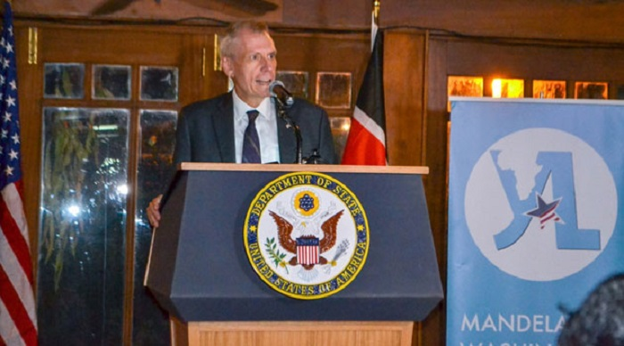 US- funded US $44m Livestock Market Systems launched in Kenya