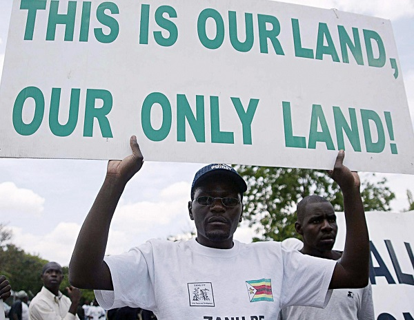 Lessons from Zimbabwe's failed land reforms
