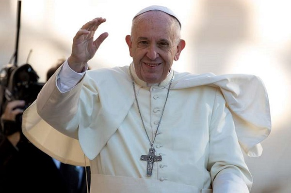 Pope Francis to address world leaders at the Governing Council of IFAD, a Rome-based United Nations agency, on 14 February 2019