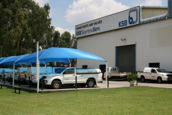 KSB expands its aftermarket services