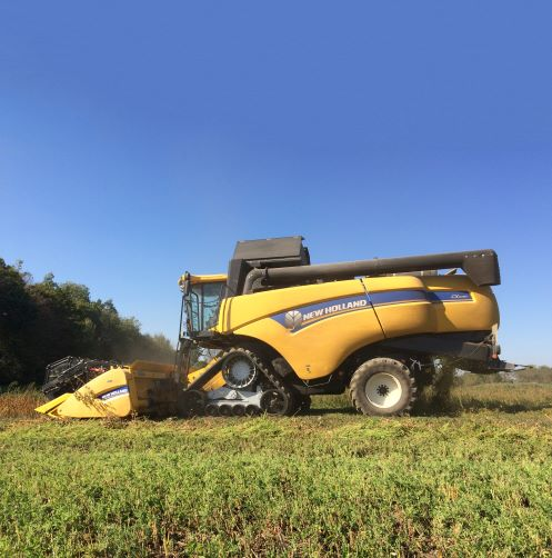 Camso Showcases Newest CTS High Speed for All Combine Brands During SIMA