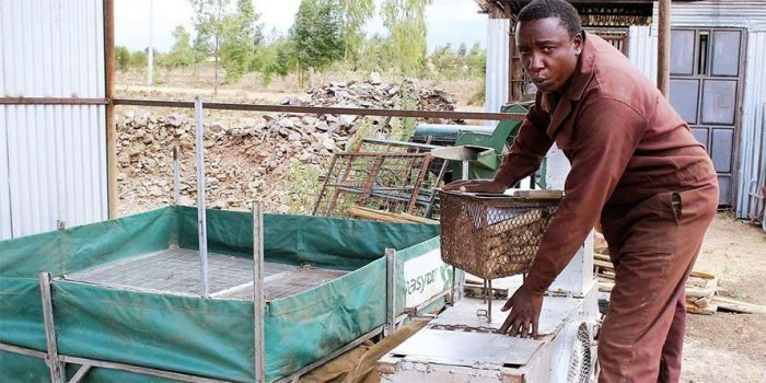 Innovative farm machines solving farming problems in Africa