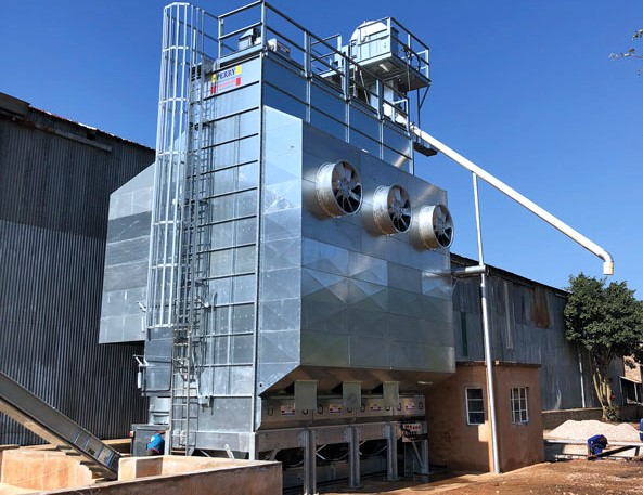 Leader in Grain Handling Establishes New Company in South Africa