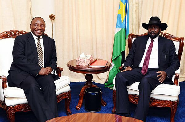 African Energy Chamber and Oil Industry Investors Welcome South Sudan Investment Drive in South Africa