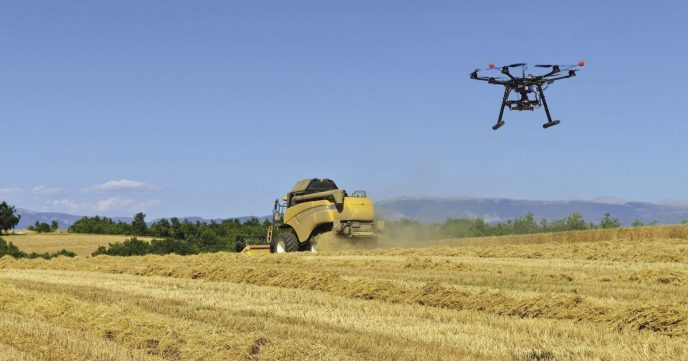 How can Artificial Intelligence in Agriculture be Applied ?