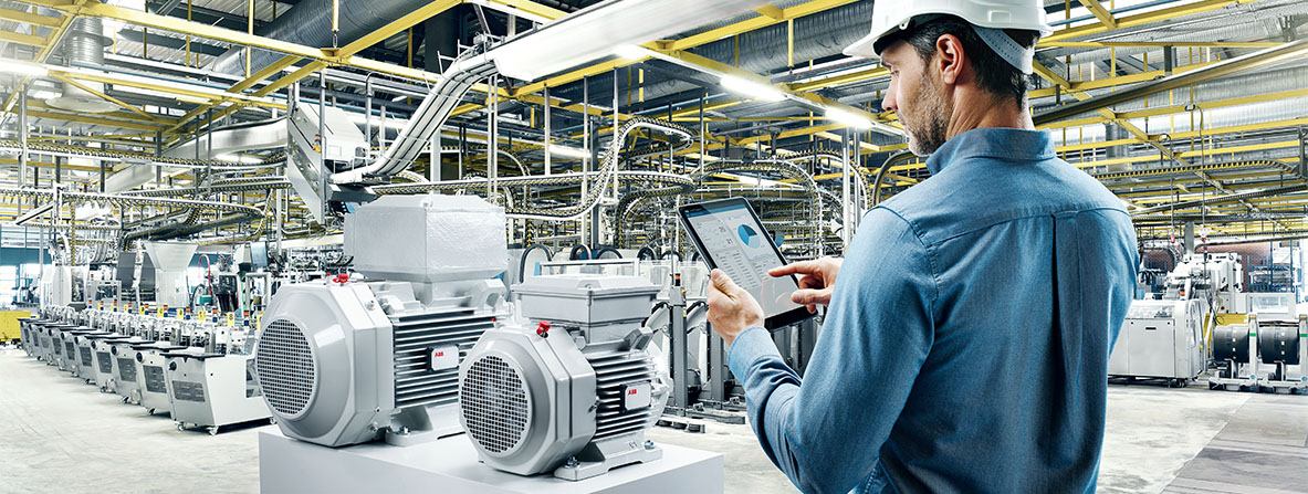 Global agribusiness reduces motors downtime with ABB smart sensors