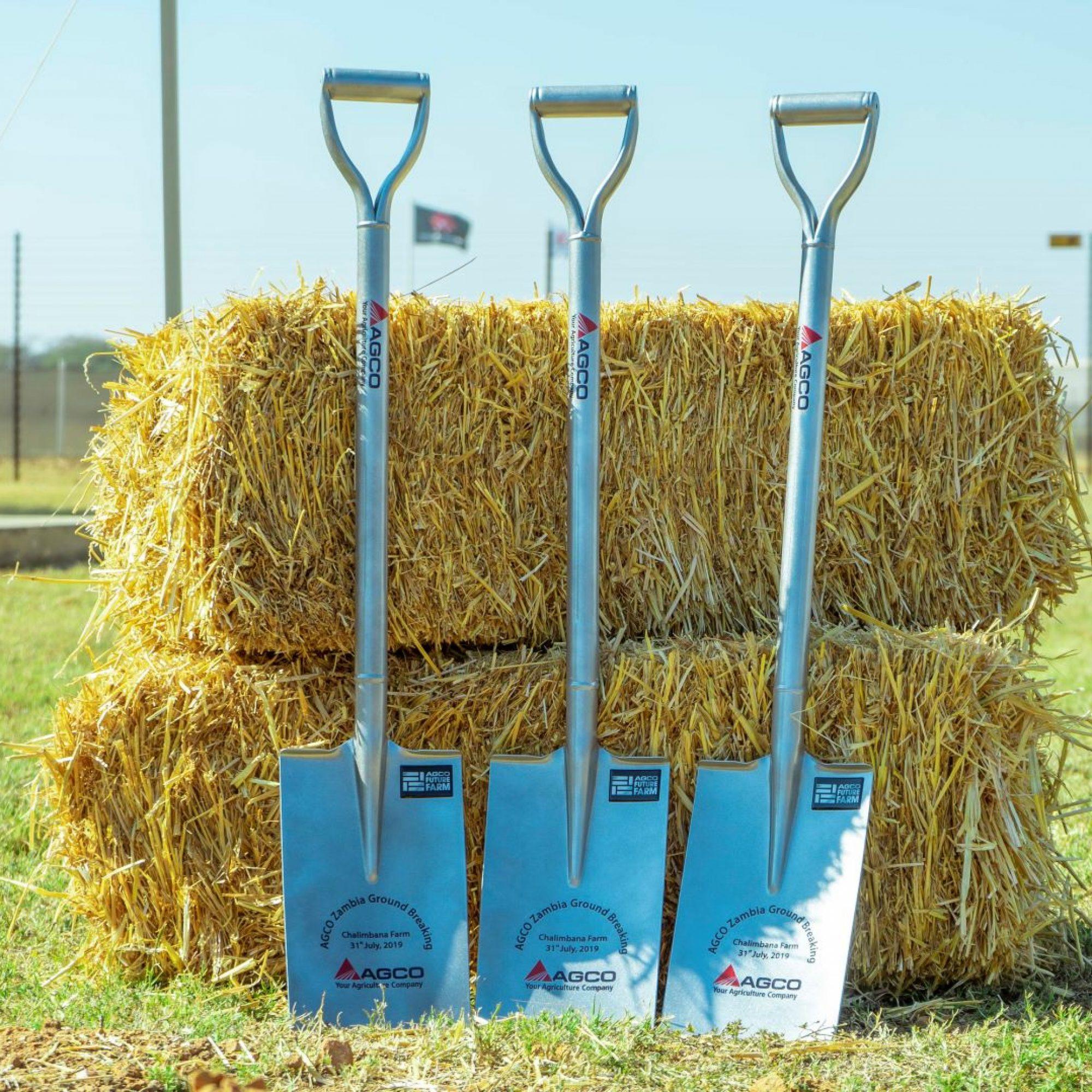 AGCO Future Farm Phase II ground breaking