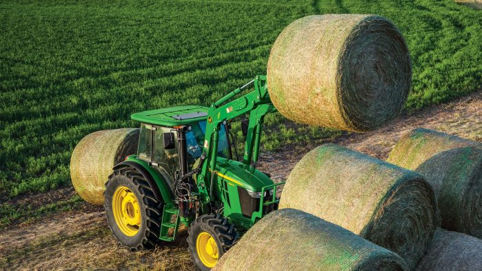 Agricultural Haying & Forage Machinery Market is expected to grow at a CAGR of 5.27% during the forecast period 2026