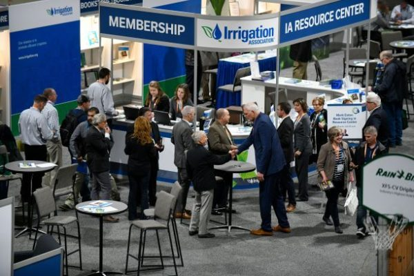 Irrigation Show gathers irrigation & groundwater industries