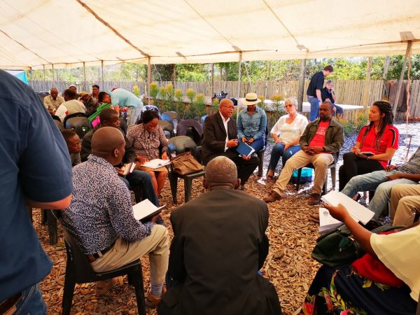 Farmers discuss needs and challenges during Re Gola Mmogo Farmer's Day