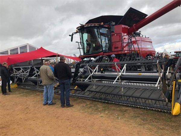 Case IH and South Africa distributor Northmec highlight the latest farm equipment and technologies at NAMPO Cape 2019