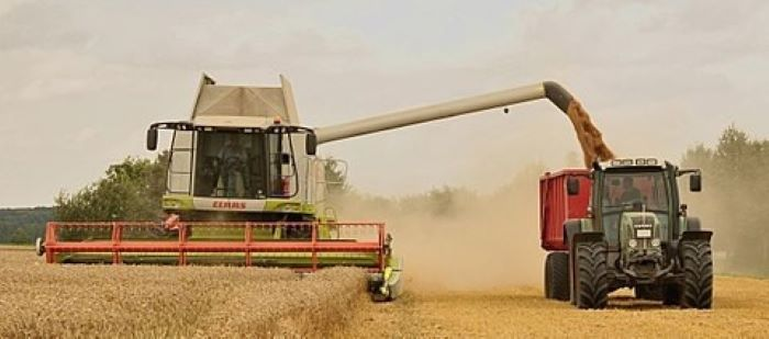 DOES LESS (farmers) MEAN MORE (success) FOR THE STATE?