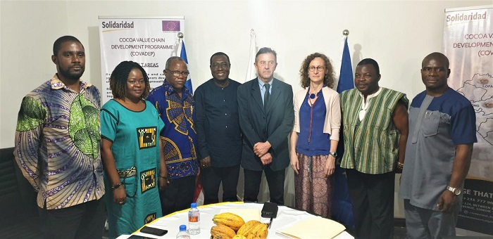 Solaridad partners with EU to implement US $4m COVADEP in Liberia