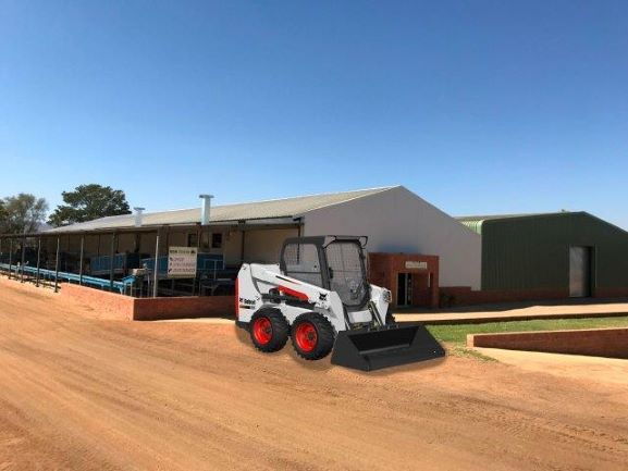 Limpopo citrus, lemon exporter acquires second Bobcat S550