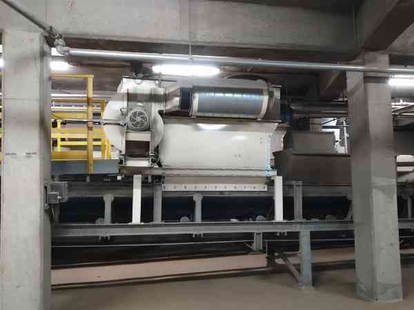 DCP supplies sustainable dedusting installation to Rotterdam bulk terminal
