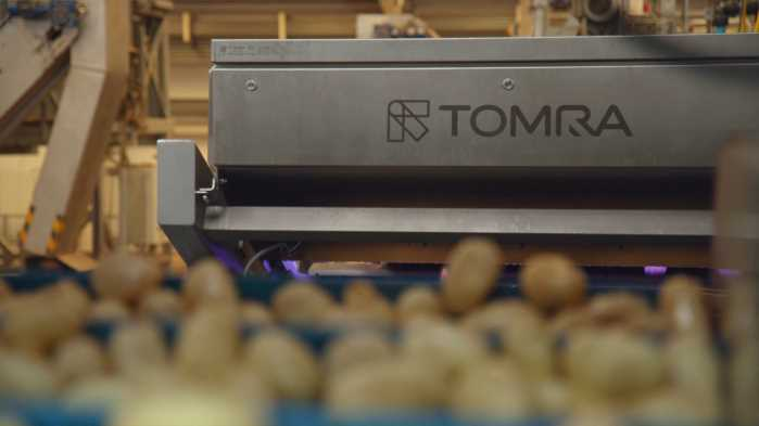TOMRA's Insight is now available for the food industry