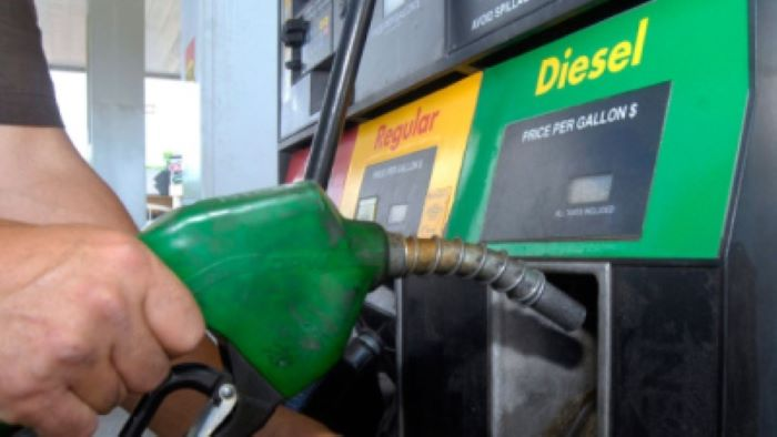 Fuel price drop, a boost in time for planting in just over a week's time