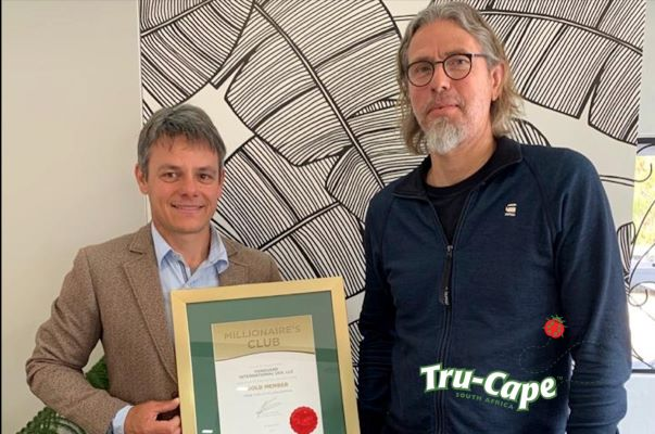 Tru-Cape's Honours Club has new Gold-level and Platinum members
