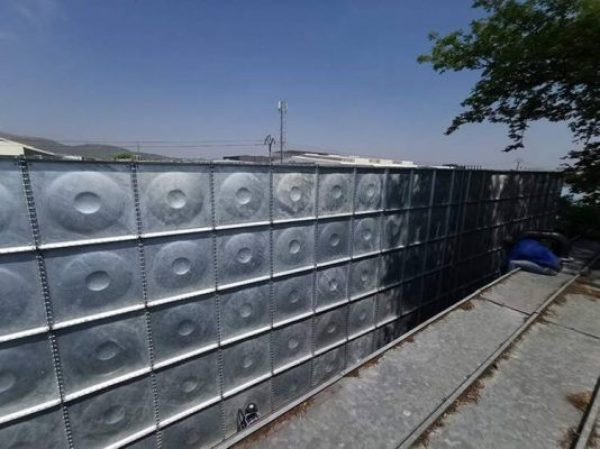 Abeco Builds its Biggest Tank in Africa