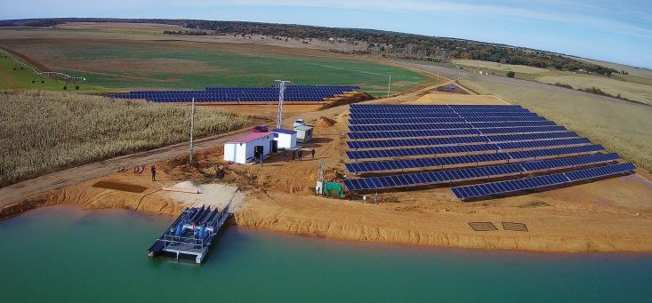 BMG advises on selection of the correct drives for solar pumps
