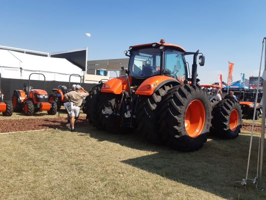 """Agricultural machinery: market recovering at the end of 2020"""