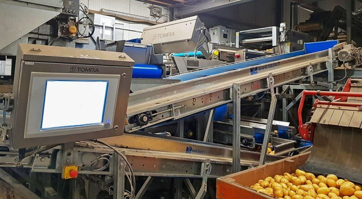 Flandre Pomme de Terre invests in a TOMRA Food sorter to keep pace with its growth
