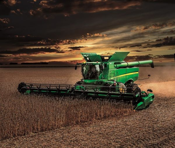 Harvester and Front-end equipment ready to harvest profits