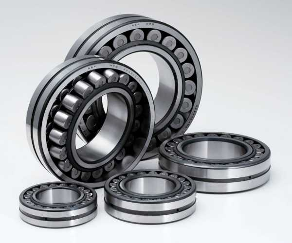 BMG's NSK HPS spherical roller bearings for tough applications