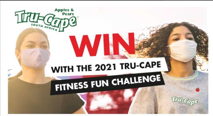 South Africa's premium fresh-fruit brand launches fitness challenge