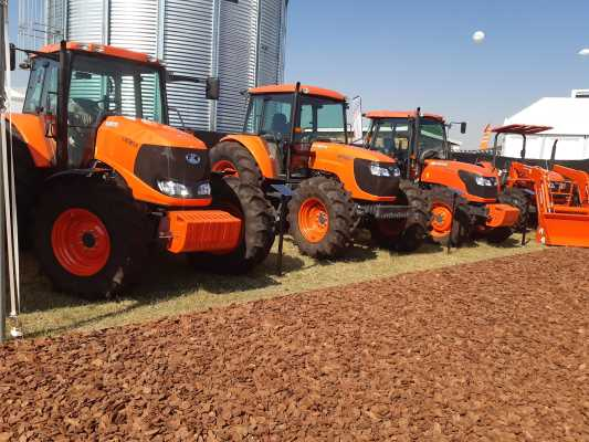 Agricultural machinery: market soars in the first quarter