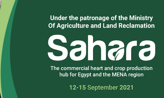 Sahara agricultural exhibition is taking place in September 2021