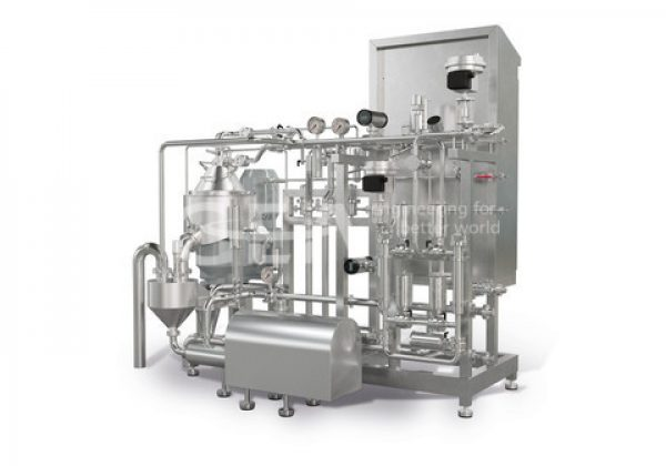 """Small and powerful: GEAlaunches new KDB 3 dairy centrifuge skid for fresh cheese production"""