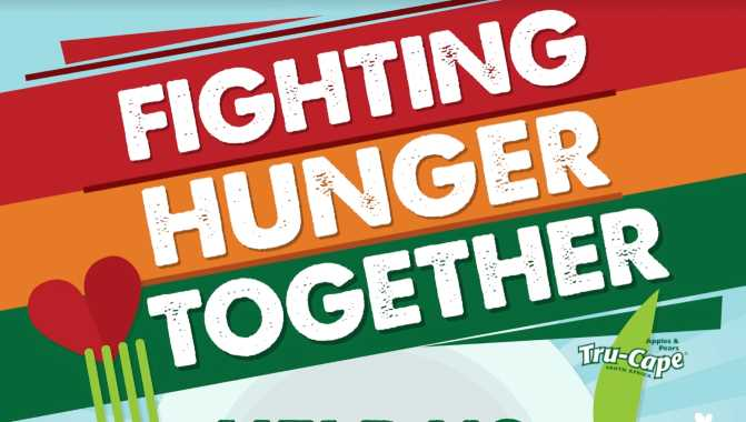 Tru-Cape joins Food Lover's Market for its fifth consecutive Hunger Month campaign